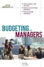 Budgeting for Managers - Sid Kemp, Eric Dunbar