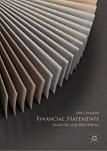 Financial Statements: Analysis and Reporting - Felix I. Lessambo