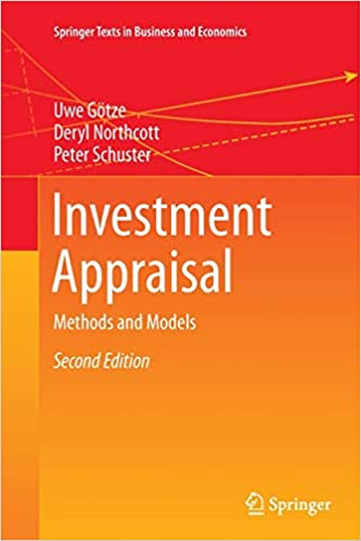 Investment Appraisal: Methods and Models - Uwe Götze (auteur), Deryl Northcott (auteur), Peter Schuster (auteur)